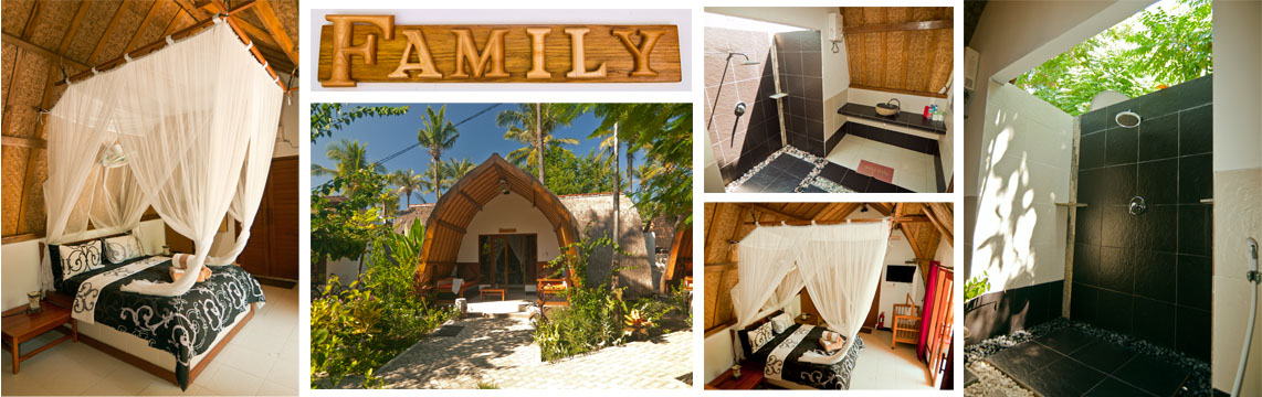 Family Chill Out Lumbung